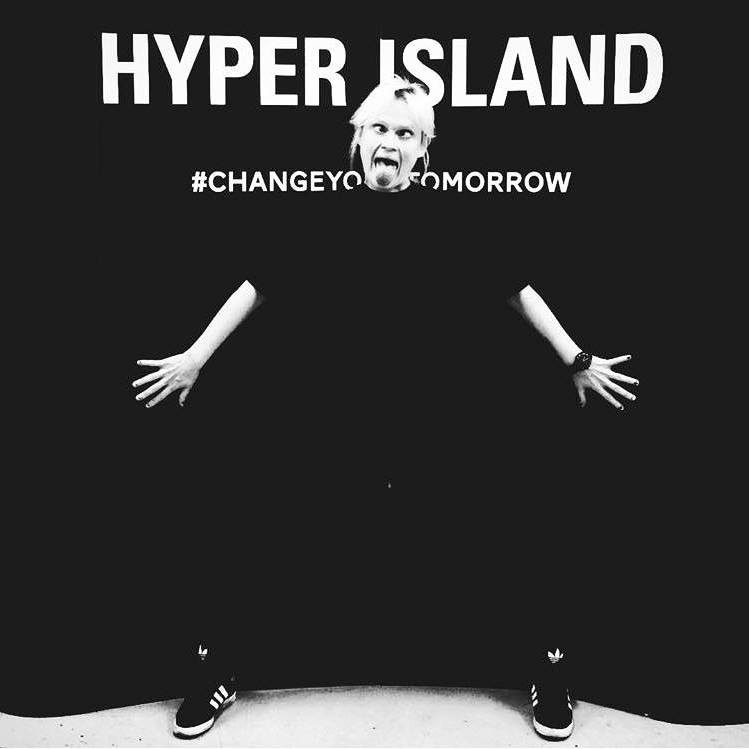 TASH WILLCOCKS - Head of Education at Hyper Island