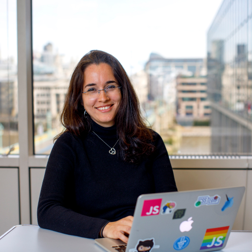 LAURA CARVAJAL - Senior Developer at The Financial Times