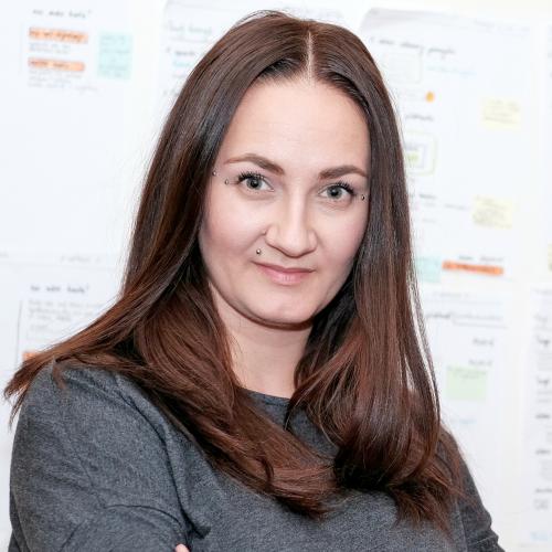 Anna JozanisUX DesignerAllegro -