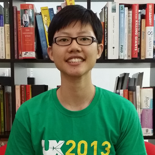CHEN HUI JINGSelf-Taught Designer And Developer -