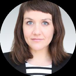 Senior Director of Product Management Rebekah Mueller