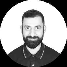 Senior Cloud Developer Advocate Asim Hussain