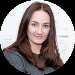 UX Designer Anna Jozanis