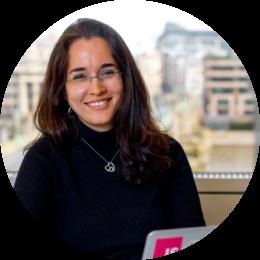 Senior Developer Laura Carvajal