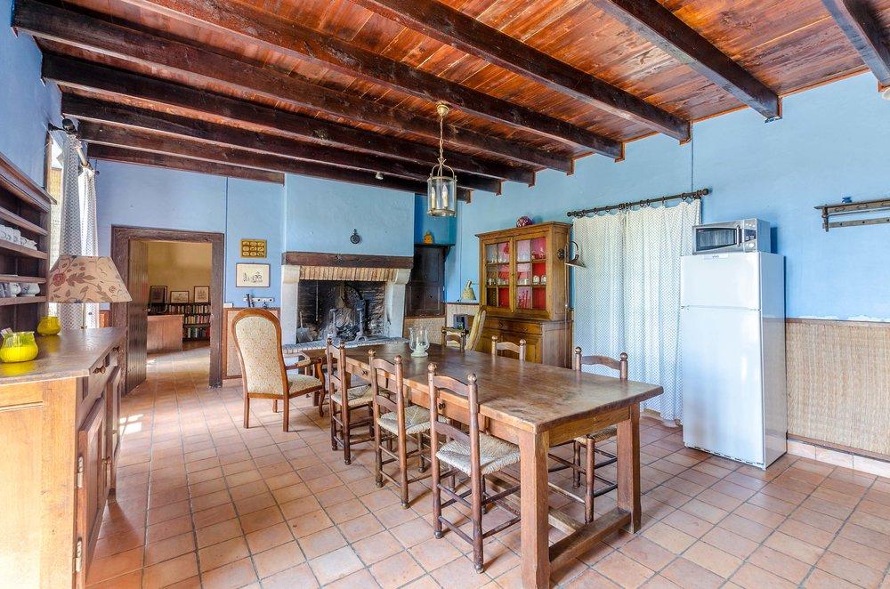 Französisches Landleben - Kommen Sie komplett zur Ruhe in unserem abgelegenen Bauernhaus Saint Germain.