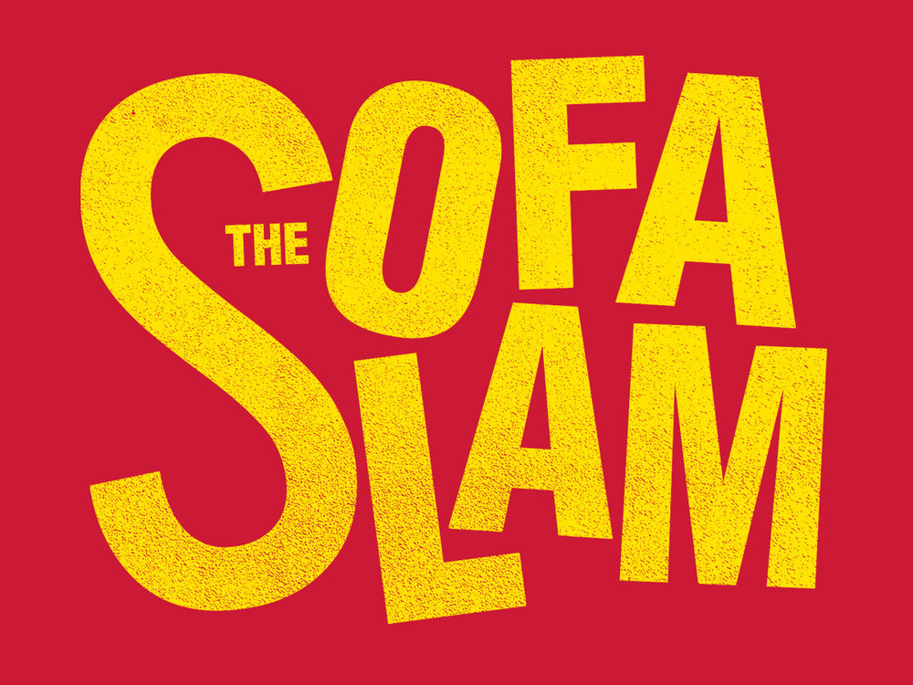 The Sofa Slam - Barking & Dagenham's first and only poetry slam! The event follows slam poetry tradition, bringing poetry to the people, into the home.