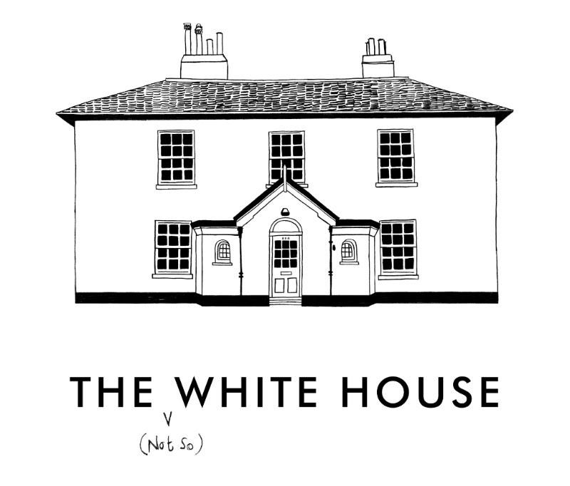 The (Not So) White House Residency