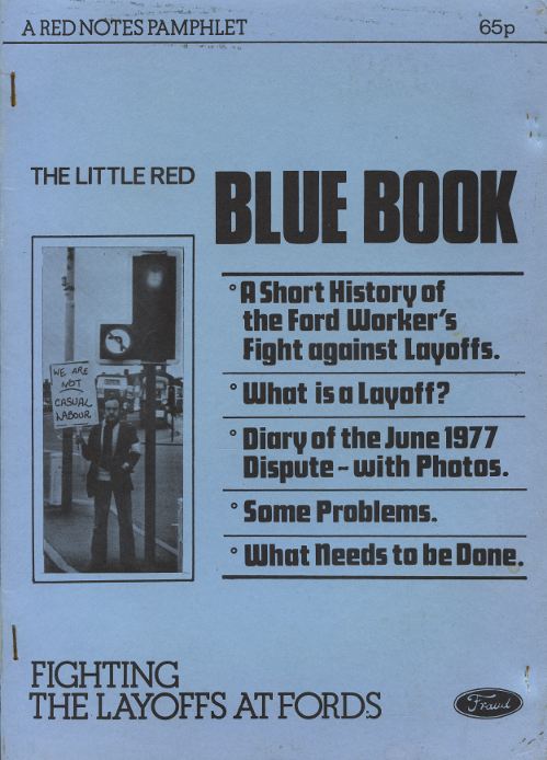Little Red Blue Book