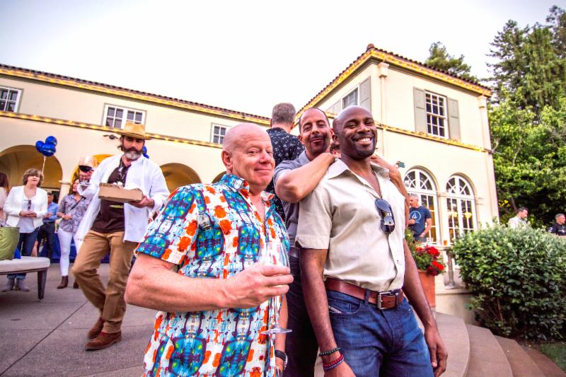 PRESENTING SPONSOR   Sonoma's legenday  Chateau St. Jean Winery  returns as Gay Wine Weekend's Presenting Sponsor & host to our signature event, Twilight T-Dance on Saturday, July 21st!  Thank you Chateau St. Jean for your continued support of the LGBTQ community and helping us raise much needed funds for Face to Face, Sonoma County AIDS Network