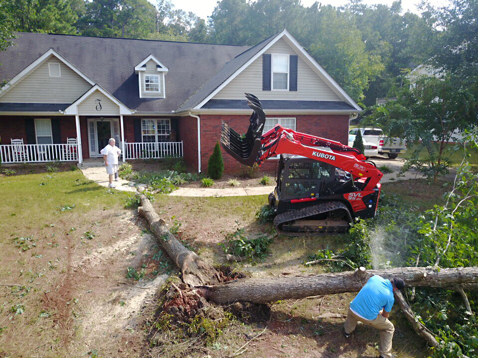 Tree Removal Storm Disaster Services | Georgia | Top Pitch
