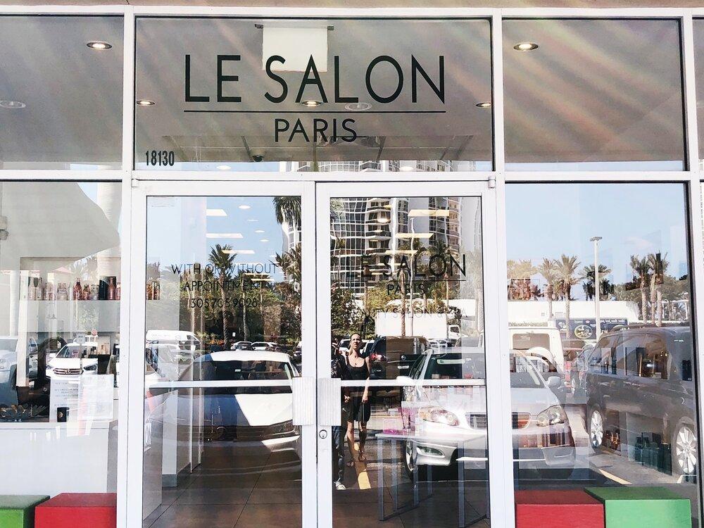 Le Salon Paris - Hair & Nail Salon Sunny Isles Beach