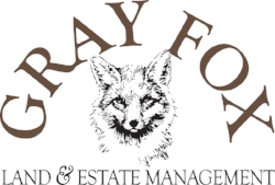 Initial round of fencing was made possible thanks to the amazing generosity of Gray Fox Land & Estate Management.  To contact, please call  (434) 987-3141.