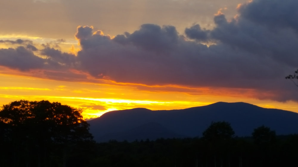 Whiteface Hollow Sunset 1