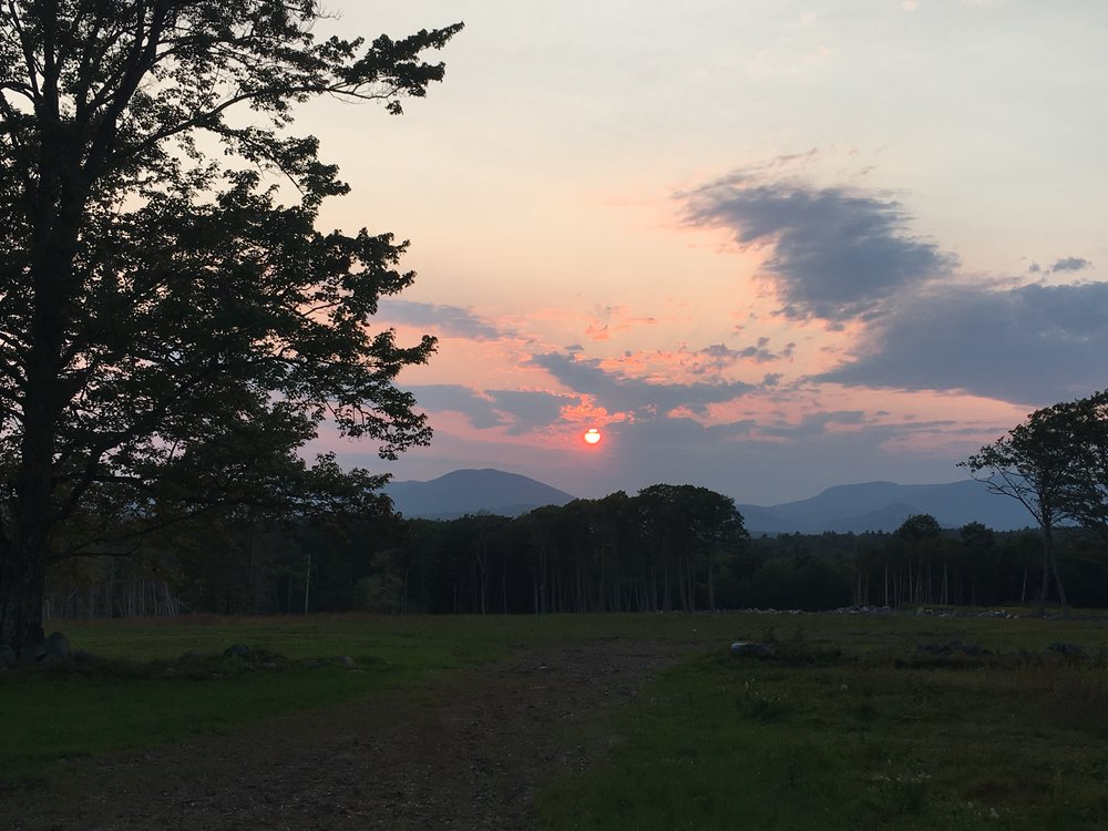 Whiteface Hollow Sunset 6