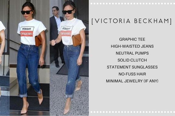 IMAGE SOURCE: Instagram -  @victoriabeckhamstyles