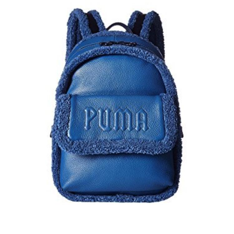 Puma x Fenty by Rihanna Mini Sherpa Backpack $175, Zappos.com