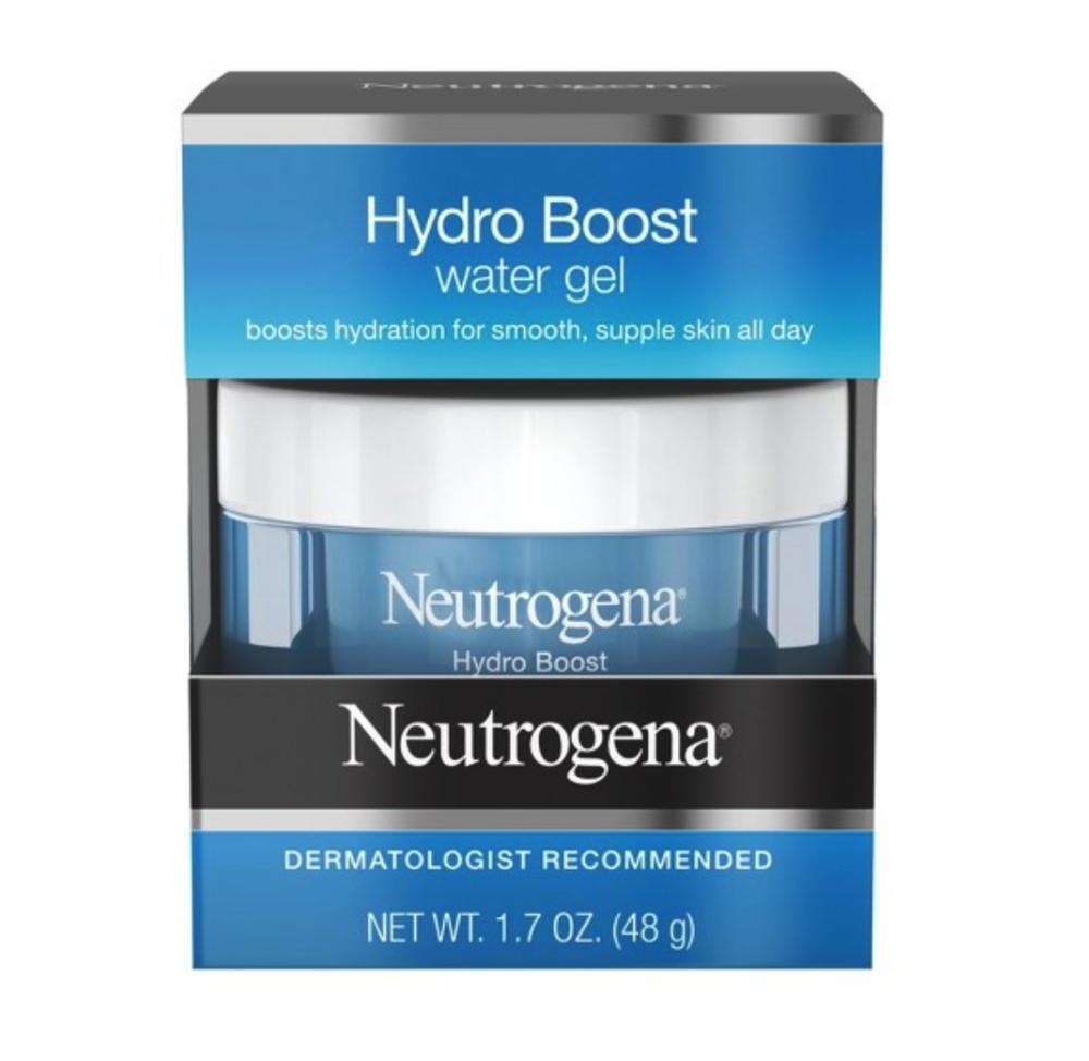 Neutrogena Hydro Boost Moisturizing Gel $15, Target.com