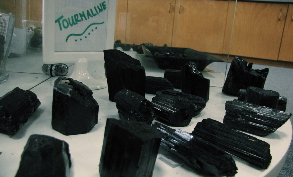 Black Tourmaline is notorious for protection, grounding, health, happiness, luck, and positivity.  It has been used since ancient times for protection.