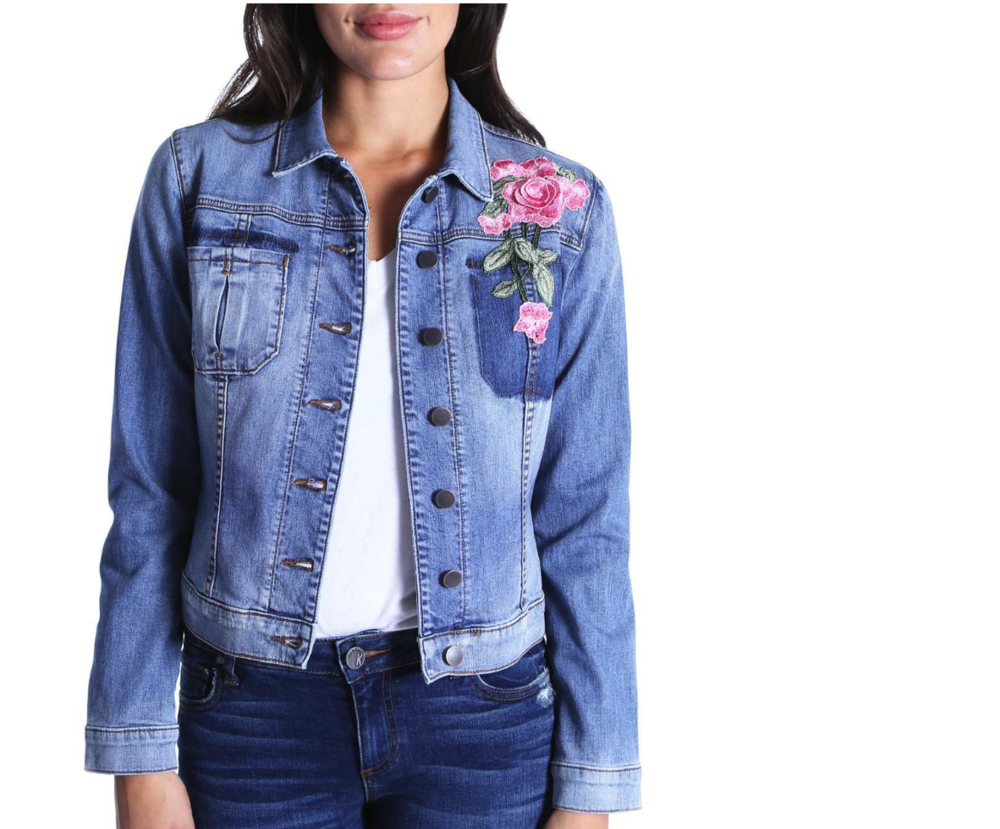 Nordstrom: Kut from the Kloth Juko Denim Jacket $59   here