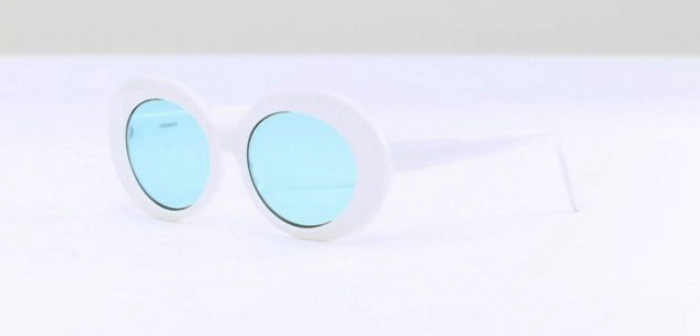 ASOS: Oval Fashion Sunglasses $19   here