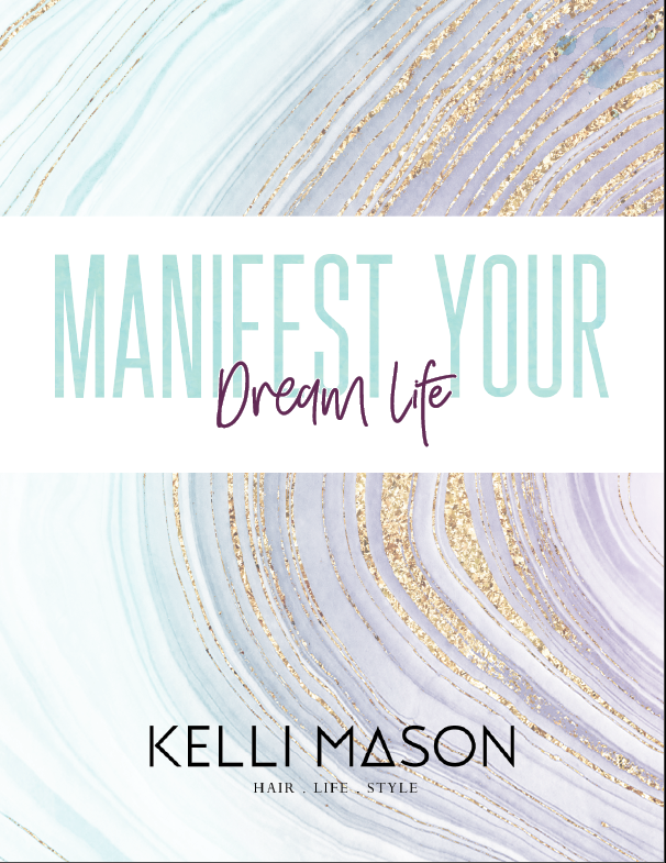manifest your dream life workbook