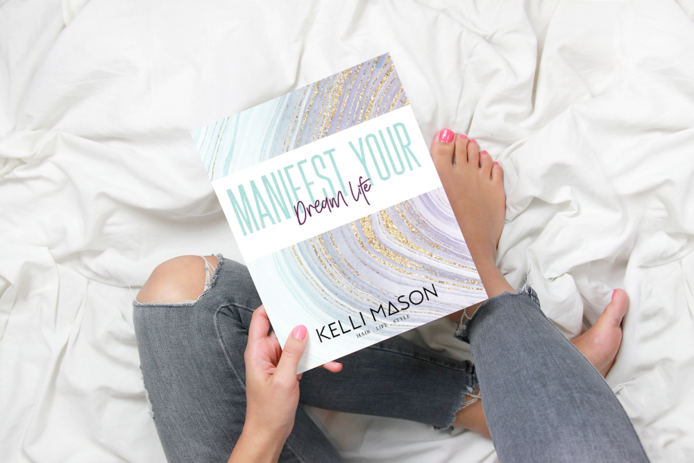 Are you wondering what's next for your salon, your career, or your life? Download Kelli Mason's FREE 4-step guide and start manifesting your dream life today!