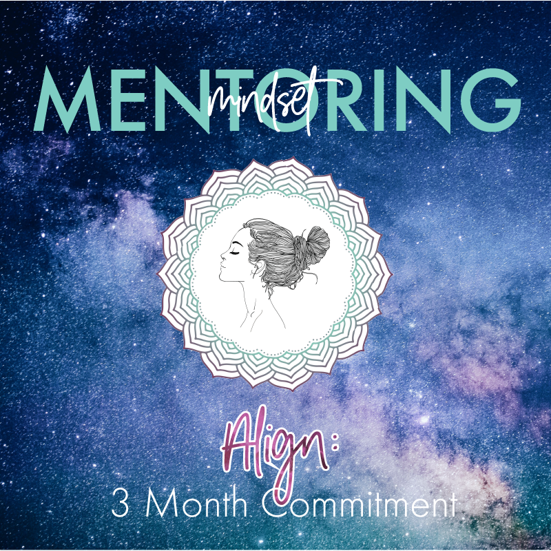 ALIGN   3mo Custom Mindset Mentoring Program - This journey will be uniquely yours! Here are some of the modalities that will be used for your experience.* Intention setting* Visualization for manifestation* Tapping into Meditation practices* Energy work* Aligning with your purpose* Rewriting your story* Journal prompting* Optimizing your time* Dismantling subconscious programming* Aligning with your intuition through awareness* Establishing boundaries in work and life* Law of attraction techniques to support your manifestingTime commitment:3-month commitment with 4 hours per month4 calls (1 hour each) monthlyAccess:Unlimited texting access to me for supportBecome a Limitless Hairdresser ambassadorFree access to the Limitless Hairdresser network (coming soon) for 12 months