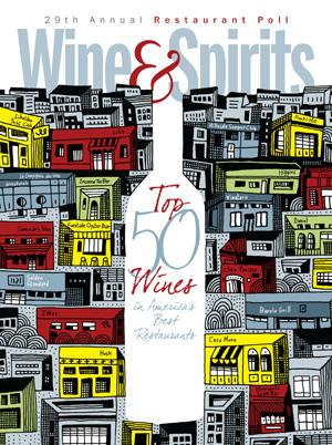 Top 50 Wines In America's Best Restaurants