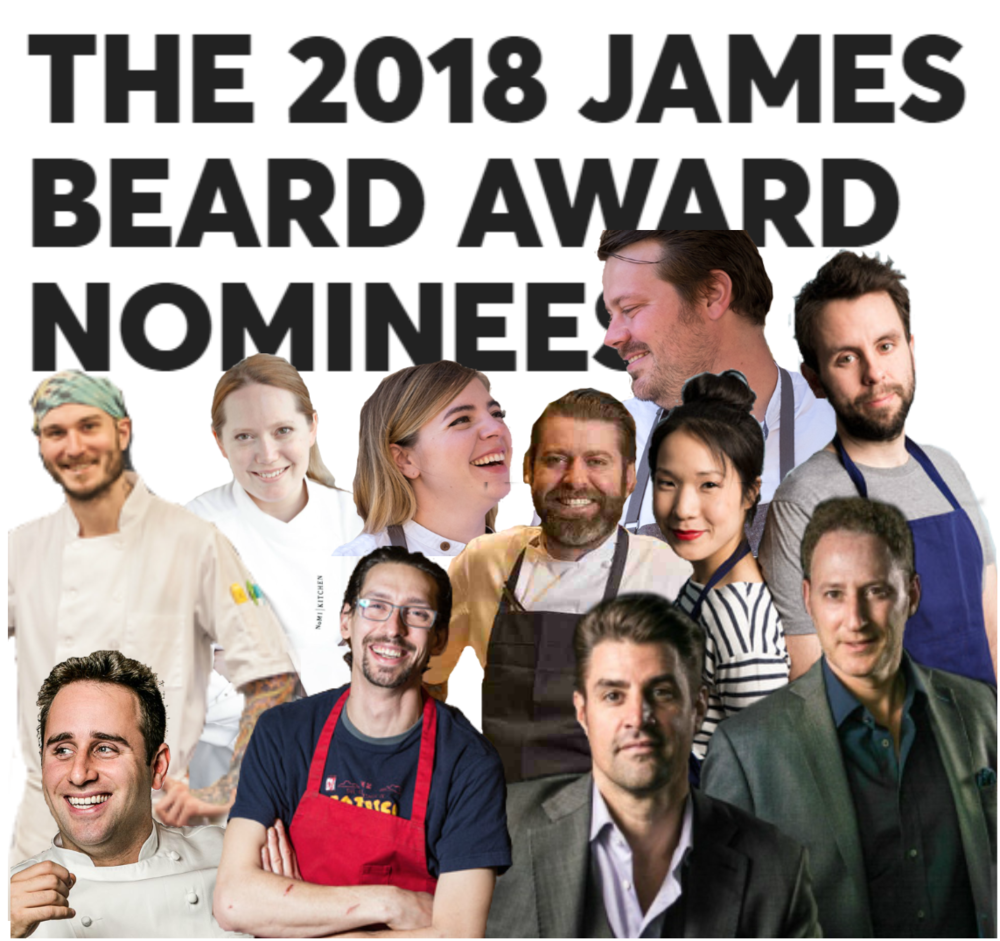 Chicago scores 14 James Beard Award finalists, sweeping best chef Great Lakes for 3rd year