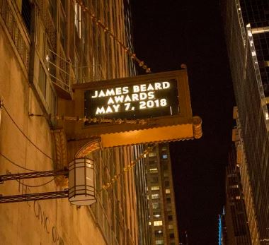 The Champagne-Soaked Scene From the James Beard Awards 2018 in Chicago