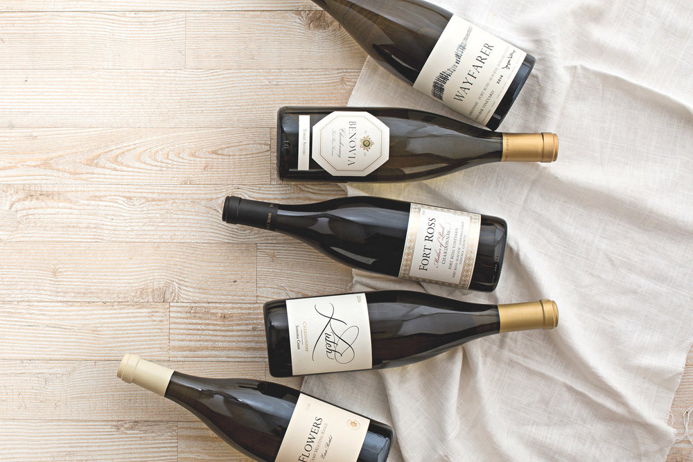 Sonoma Coast's New Style of High-Acid Chardonnays