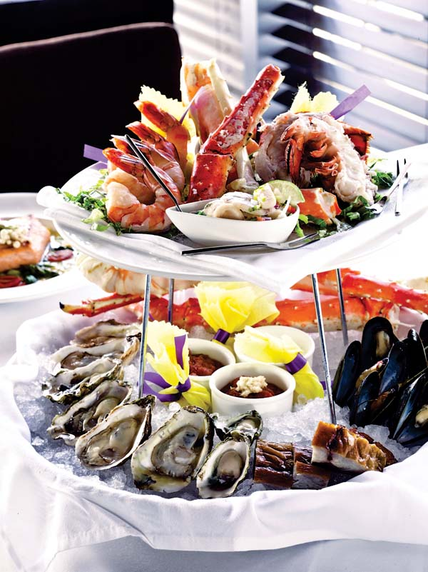 Chicago's 15 Top Spots For Sterling Seafood Towers