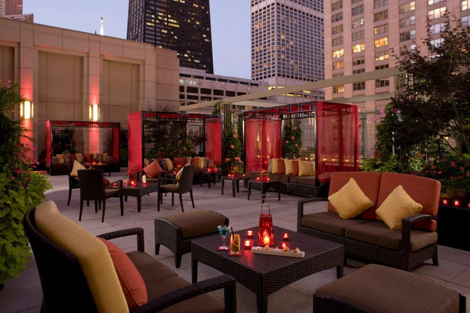 The Peninsula Hotel Opens Posh Rooftop Hotspot
