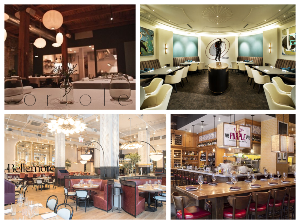 Wine Enthusiast Top 50 Restaurants Announced
