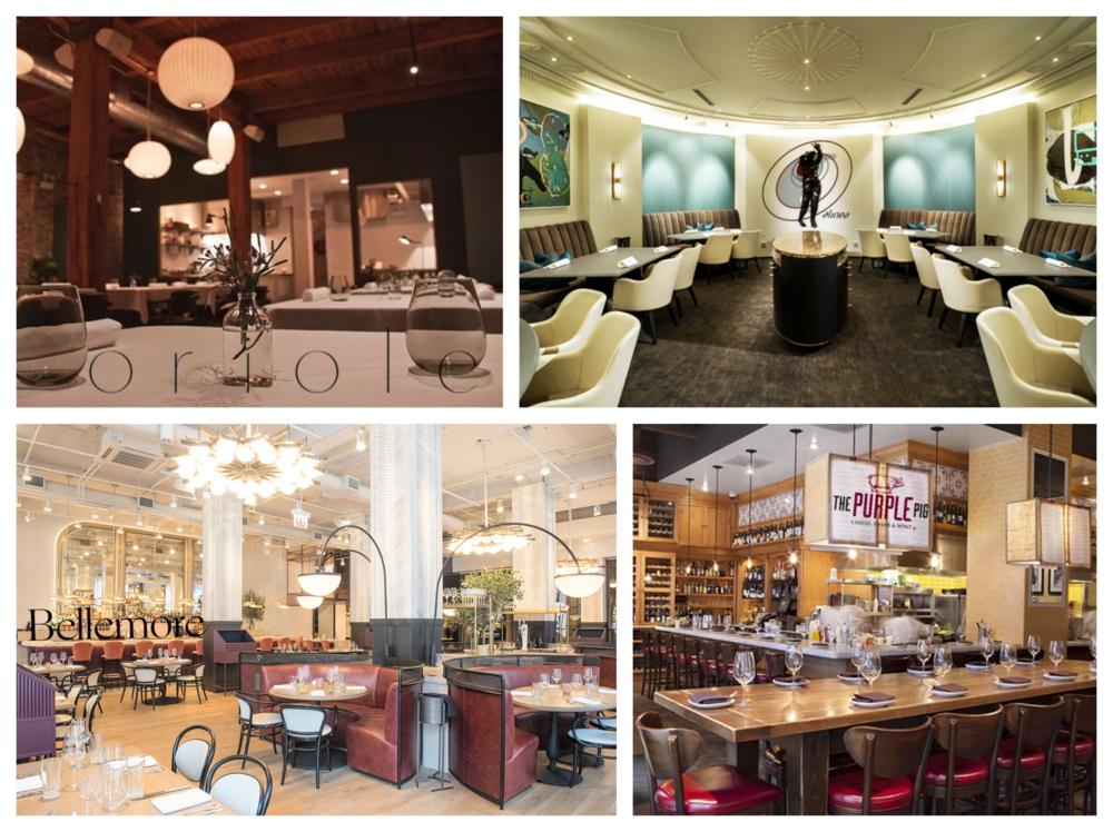 Wine Enthusiast Top 50 Restaurants Announced