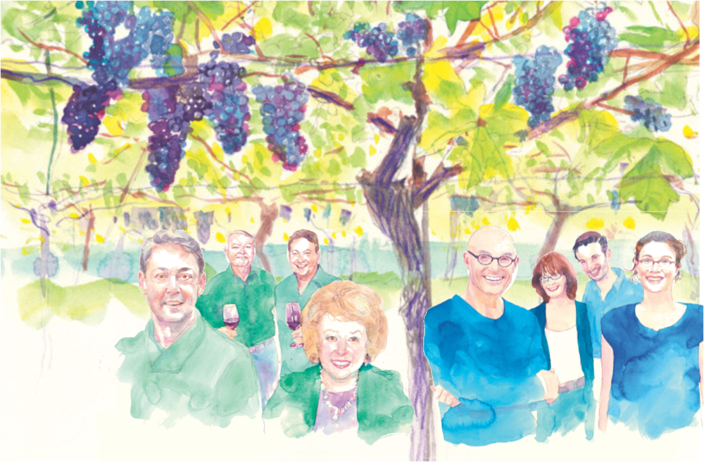 The Pioneering Family-Run Wineries of Washington