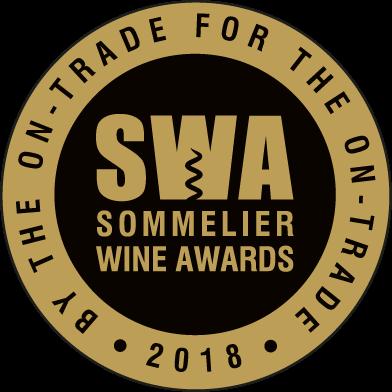 Sommelier Wine Awards 2018 Winners