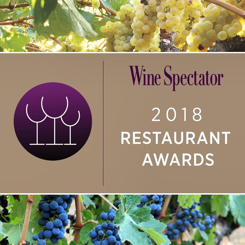 Wine Spectator Restaurant Awards - Chicago