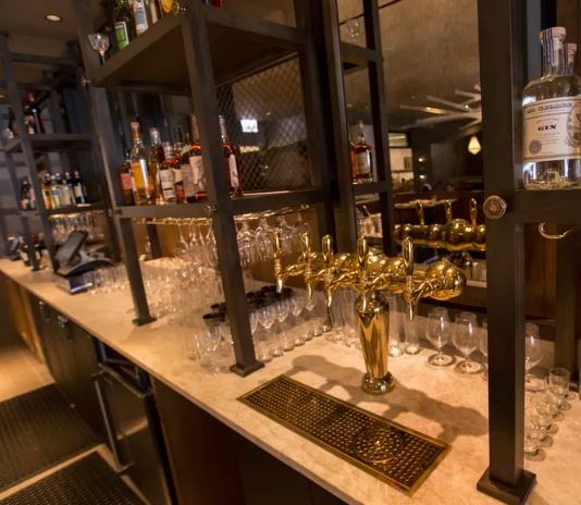 Inside The Mag Mile's Stylish New Brasserie Backed By Michelin-Starred Experience