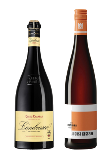 Summer Red Wines to Drink Chilled
