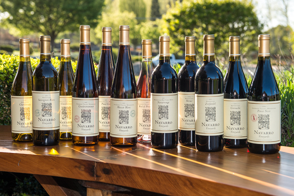 40th Annual Mendocino County Fair Wine Competition Awards Winners