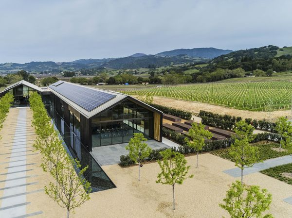Tasting Rooms for the Millennial Era Sprout in Napa and Sonoma