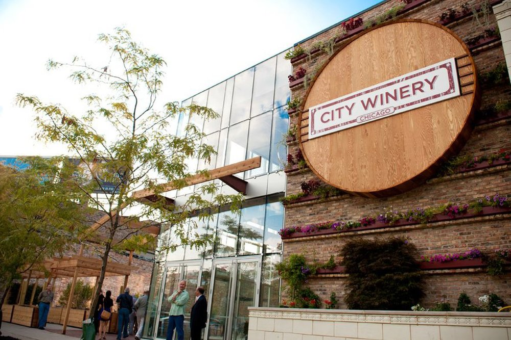 City Winery - Wine, Food and Great Live Music