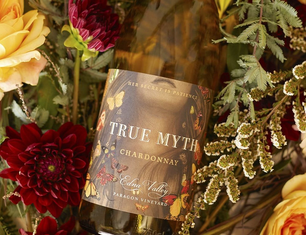 """True Myth is a """"California White Fit For Fall"""""""