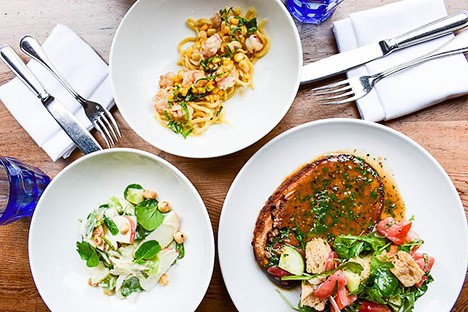 The Bristol Is Celebrating 10 Years of Serving Farm-to-Table Fare