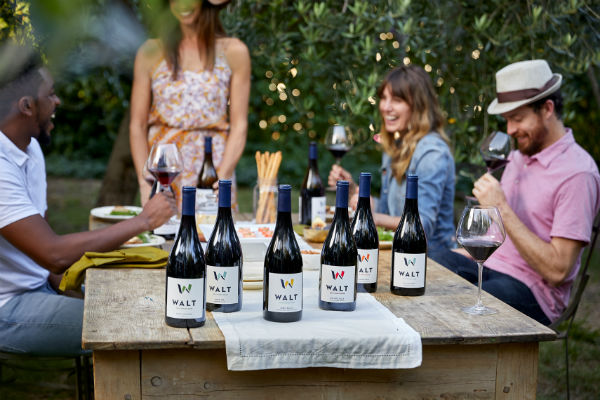 Leading Pinot Producer, WALT, Introduces New Mile Marker Series