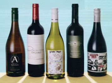 Decero Malbec is selected as part of an elite group of Southern Hemisphere wines