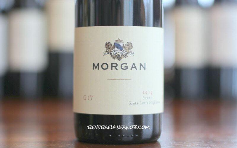 Morgan G17 Syrah – Sumptuous!