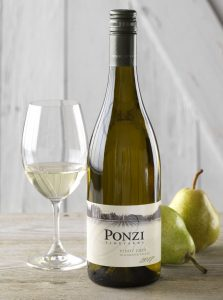 PONZI VINEYARDS PINOT GRIS 2017, WILLAMETTE VALLEY, OREGON