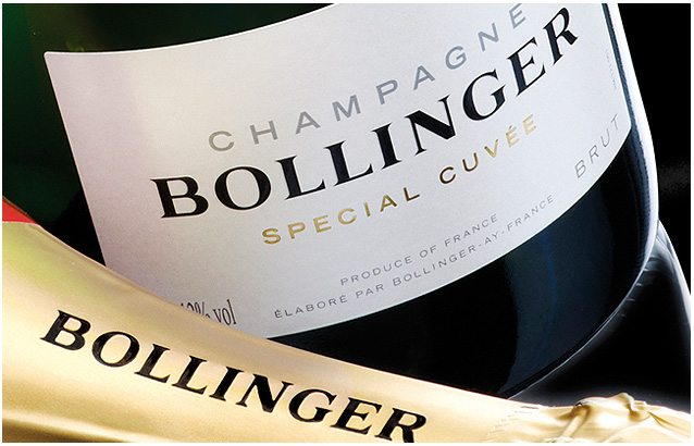 How is Champagne Like Art? It's About Time and Taste